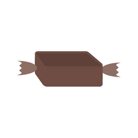 confectionery: Toffee, caramel, candy,icon vector image. Can also be used for Sweets and Confectionery. Suitable for use on web apps, mobile apps and print media.