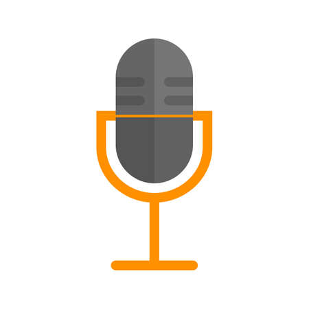suggestion: Voice, suggestion, tape icon vector image. Can also be used for mobile apps, phone tab bar and settings. Suitable for use on web apps, mobile apps and print media Illustration
