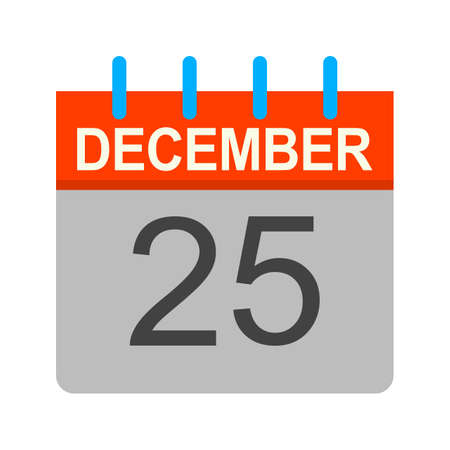 day planner: Date, days, event icon vector image.Can also be used for christmas, celebrations, observances and holidays. Suitable for use on web apps, mobile apps and print media.