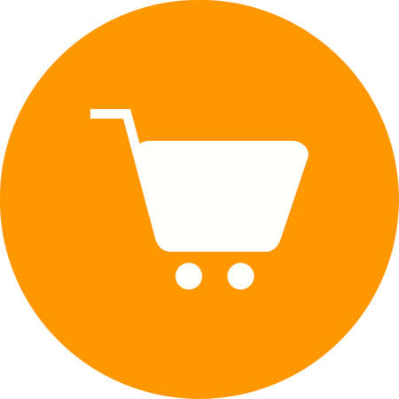 gift basket: Cart, business, shopping icon vector image.Can also be used for user interface. Suitable for mobile apps, web apps and print media.