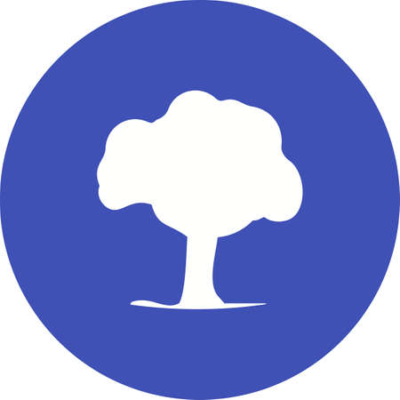 enviroment: Tree, plant, garden icon vector image.Can also be used for summer, recreation and fun. Suitable for use on mobile apps, web apps and print media. Illustration