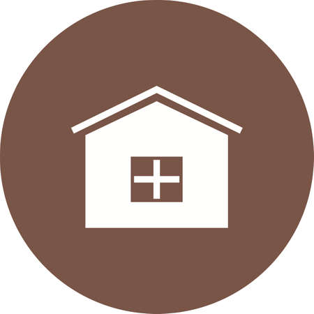 banking and finance: Real estate, agent, property, icon vector image.Can also be used for banking, finance, business. Suitable for web apps, mobile apps and print media. Illustration