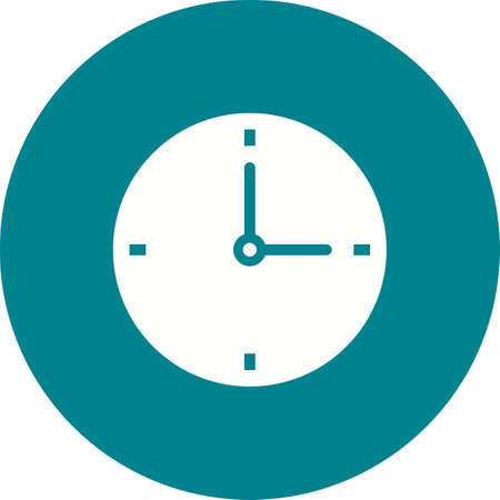 interval: Clock, time, watch, icon vector image.Can also be used for banking, finance, business. Suitable for web apps, mobile apps and print media.