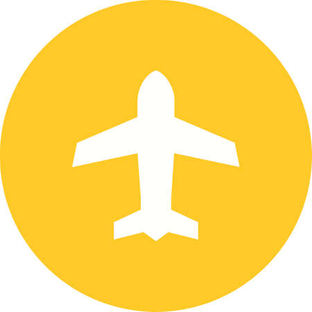 Mode, phone, airplane icon vector image. Can also be used for mobile apps, phone tab bar and settings. Suitable for use on web apps, mobile apps and print media