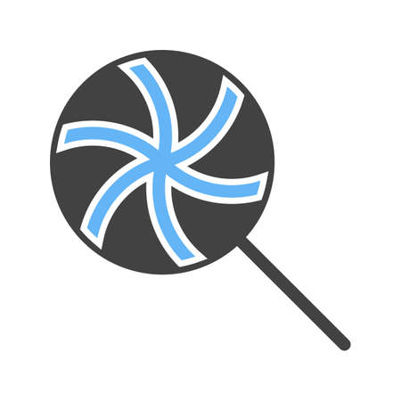 lollies: Candy, sweet, lolly icon vector image.Can also be used for christmas, celebrations, observances and holidays. Suitable for use on web apps, mobile apps and print media.