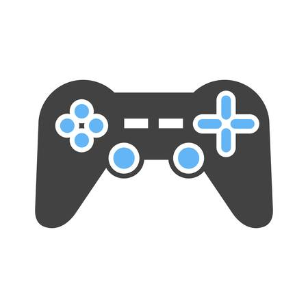 joypad: Games, video games, d pad icon vector image. Can also be used for mobile apps, phone tab bar and settings. Suitable for use on web apps, mobile apps and print media