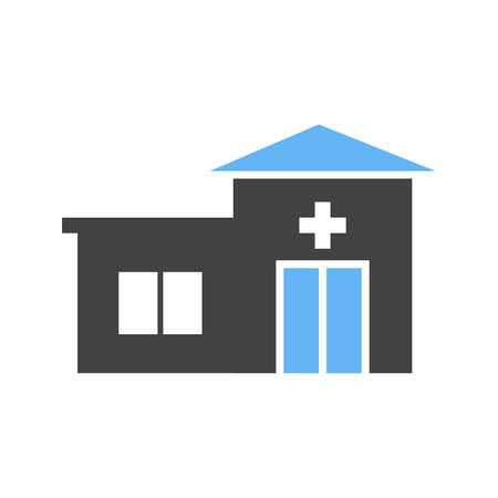 paramedic: Emergency room, paramedic, medics icon vector image. Can also be used for healthcare and medical. Suitable for mobile apps, web apps and print media. Illustration