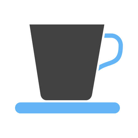 eatables: Tea, cup, breakfast icon vector image. Can also be used for eatables, food and drinks. Suitable for use on web apps, mobile apps and print media