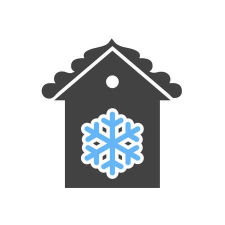 콘도: House, family, home icon vector image.Can also be used for christmas, celebrations, observances and holidays. Suitable for use on web apps, mobile apps and print media.