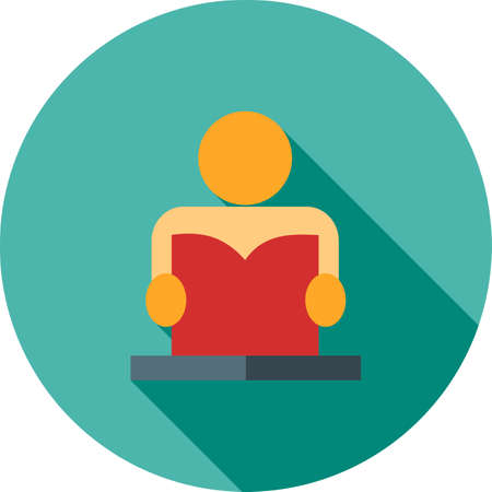 assignment: Assignment, exercise, lesson icon vector image. Can also be used for education, academics and science. Suitable for use on web apps, mobile apps and print media.