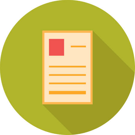 questionnaires: Forms, report, questionaire icon vector image. Can also be used for education, academics and science. Suitable for use on web apps, mobile apps and print media. Illustration