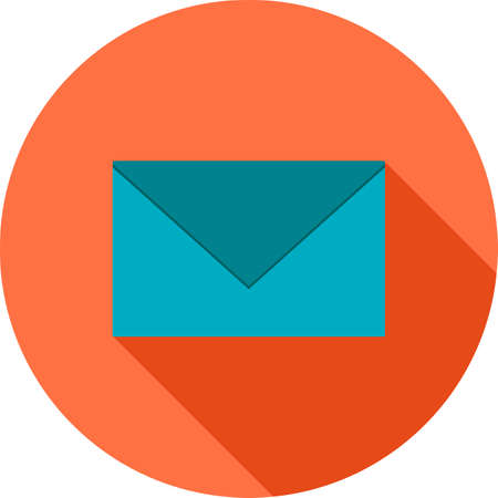 messaging: Message, sms, email icon vector image.Can also be used for email, communication and messaging. Suitable for mobile apps, web apps and print media.
