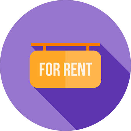 real estate investment: House, rent, investment icon vector image. Can also be used for real estate, property, land and buildings. Suitable for mobile apps, web apps and print media.