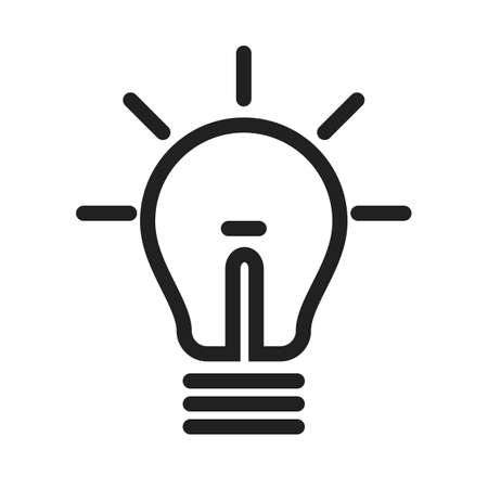 sponsorship: Bulb, electric, idea, promotion icon vector image. Can also be used for SEO, digital marketing, technology. Suitable for web apps, mobile apps and print media.