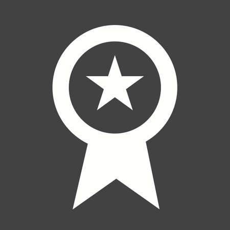 rankings: Ranking, star, ribbon, award icon vector image. Can also be used for seo, digital marketing, technology. Suitable for use on web apps, mobile apps and print media. Illustration