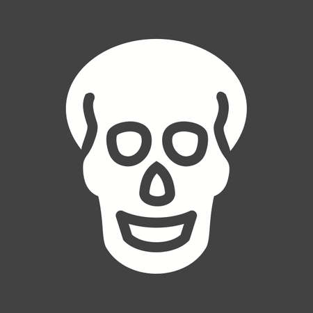 trauma: skull, xray,head,trauma icon vector image. Can also be used for healthcare and medical. Suitable for mobile apps, web apps and print media.