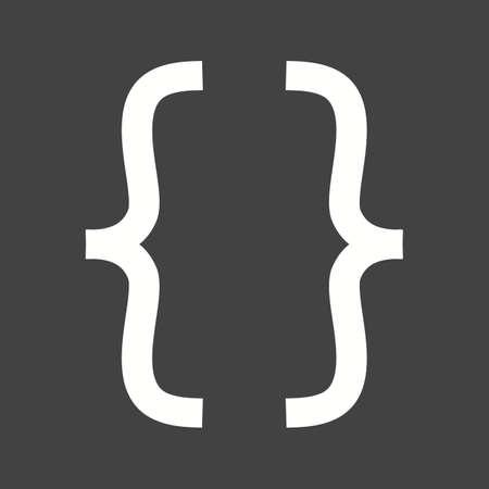 kontrolleur: Debugg, reaktions Inspektor Symbol Vektor-Bild. Kann auch f�r mobile Anwendungen, Telefon Tab-Leiste und Einstellungen verwendet werden. Geeignet f�r den Einsatz auf Web-Anwendungen, mobile Anwendungen und Printmedien
