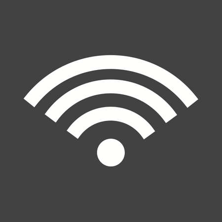 Wifi, Signal, Wireless Icon Vector Image. Can Also Be Used For ...