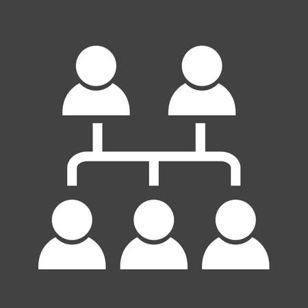 follower: Members, users, follower icon vector image.Can also be used for admin dashboard. Suitable for mobile apps, web apps and print media. Illustration