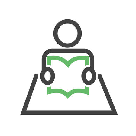 assignment: Assignment, exercise, lesson icon vector image. Can also be used for education, academics and science. Suitable for use on web apps, mobile apps, and print media.
