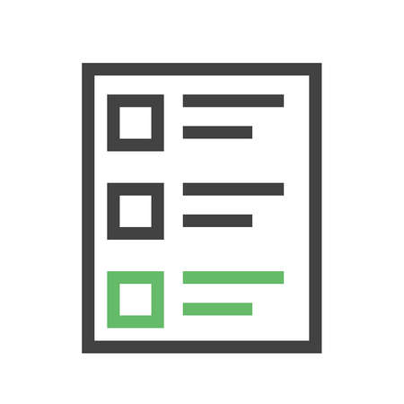 quiz test: Quiz, competition, exam icon vector image. Can also be used for education, academics and science. Suitable for use on web apps, mobile apps, and print media. Illustration
