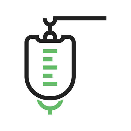 saline: Bag, drip, blood infusion icon vector image. Can also be used for healthcare and medical. Suitable for mobile apps, web apps and print media.