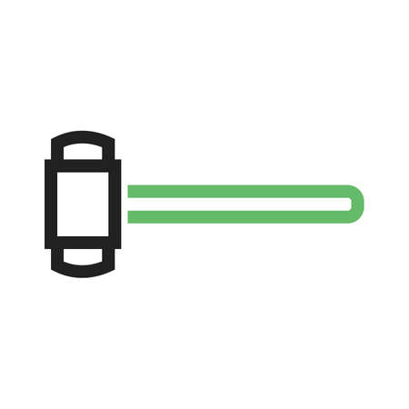 Hammer, sledge, sledgehammer icon vector image. Can also be used for construction, intertiors and building. Suitable for use on web apps, mobile apps and print media.