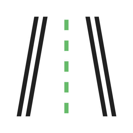 speedway: Highway, road, way icon vectgor image. Can also be used for transport, transportation and travel. Suitable for mobile apps, web apps and print media.