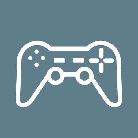 video games: Games, video games, d pad icon vector image. Can also be used for mobile apps, phone tab bar and settings. Suitable for use on web apps, mobile apps and print media