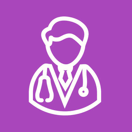 Male Doctor Male Doctor Icon Vector Image Can Also Be Used