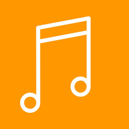 composers: Music, sound, melody icon vector image. Can also be used for mobile apps, phone tab bar and settings. Suitable for use on web apps, mobile apps and print media Illustration