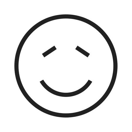 covering eyes: Shy, person, expression icon vector image. Can also be used for emotions and halloween. Suitable for mobile apps, web apps and print media.