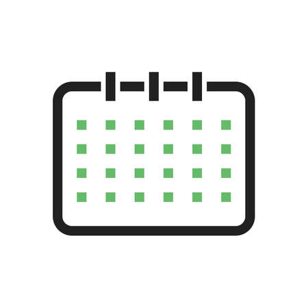 event: Dates, event, days icon