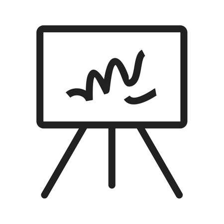 canvas texture: Canvas texture background icon