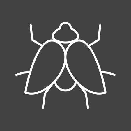 pesticida: Mariposa, insectos, la imagen del icono del vector volar. Tambi�n se puede utilizar para los animales y de los insectos. Adecuado para aplicaciones m�viles, aplicaciones web y medios impresos.