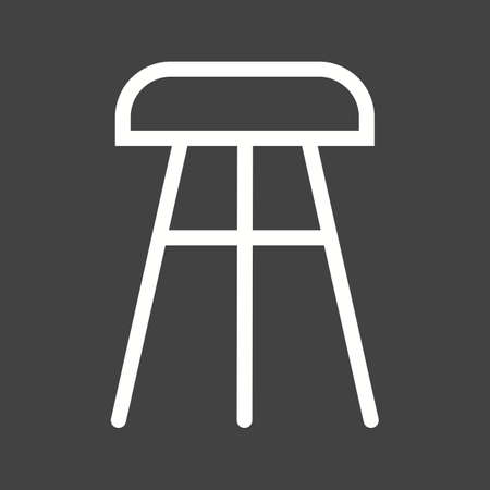 stool: Stool chair icon