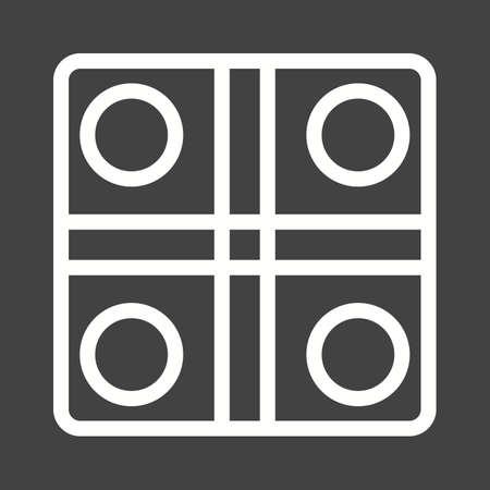 brettspiel: Brettspiel-Symbol