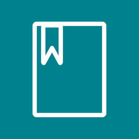 bookmark: Bookmark icon Illustration