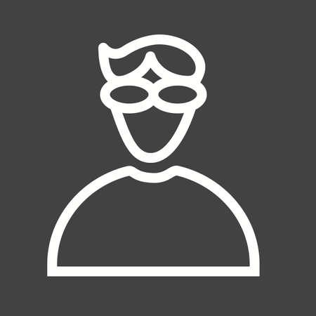 criminal: Criminal arrested icon