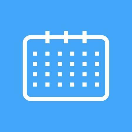 days: Dates, event, days icon