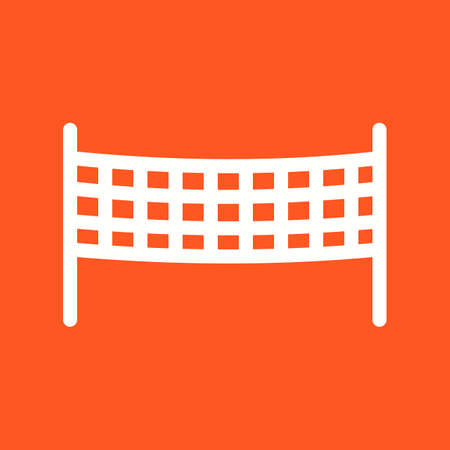 volleyball net: Volleyball net icon
