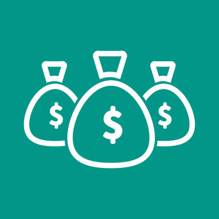 incomes: Income, earning, pay icon vector image.Can also be used for admin dashboard. Suitable for mobile apps, web apps and print media.