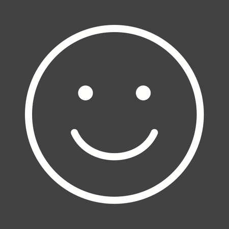 happy client: Customer, happy, handshake icon vector image.