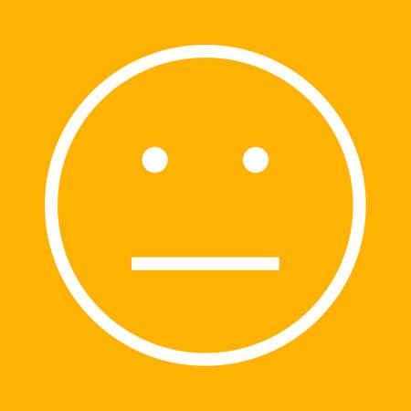 disagreement: People, man, silence icon vector image.  Illustration