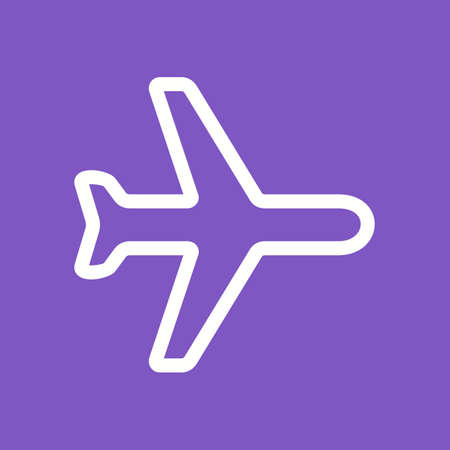 flight mode: Aeroplane mode, flight, sleep mode icon vector image. Can also be used for phone and communication. Suitable for use on web apps, mobile apps and print media.