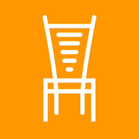 conventions: Conference, office, room icon vector image.Can also be used for furniture design. Suitable for mobile apps, web apps and print media.