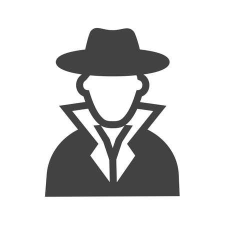 derecho penal: Esposas, la polic�a, la imagen del vector icono de penal. Tambi�n se puede utilizar para los profesionales. Adecuado para aplicaciones web, aplicaciones m�viles y material de impresi�n.