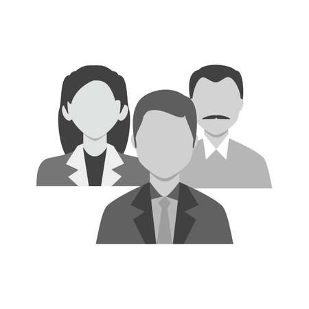 corporate people: People, team, network, corporate icon vector image. Can also be used for seo, digital marketing, technology. Suitable for use on web apps, mobile apps and print media.