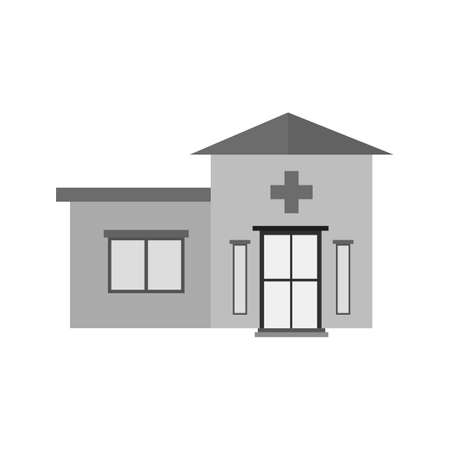 emergency room: Emergency room, paramedic, medics icon vector image. Can also be used for healthcare and medical. Suitable for mobile apps, web apps and print media. Illustration