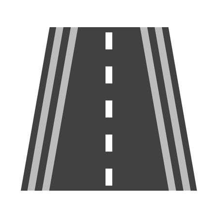 高速道路、道路、方法アイコン vectgor 画像。輸送、輸送、旅行にも使えます。携帯アプリ、web アプリ、印刷メディアに適しています。  イラスト・ベクター素材